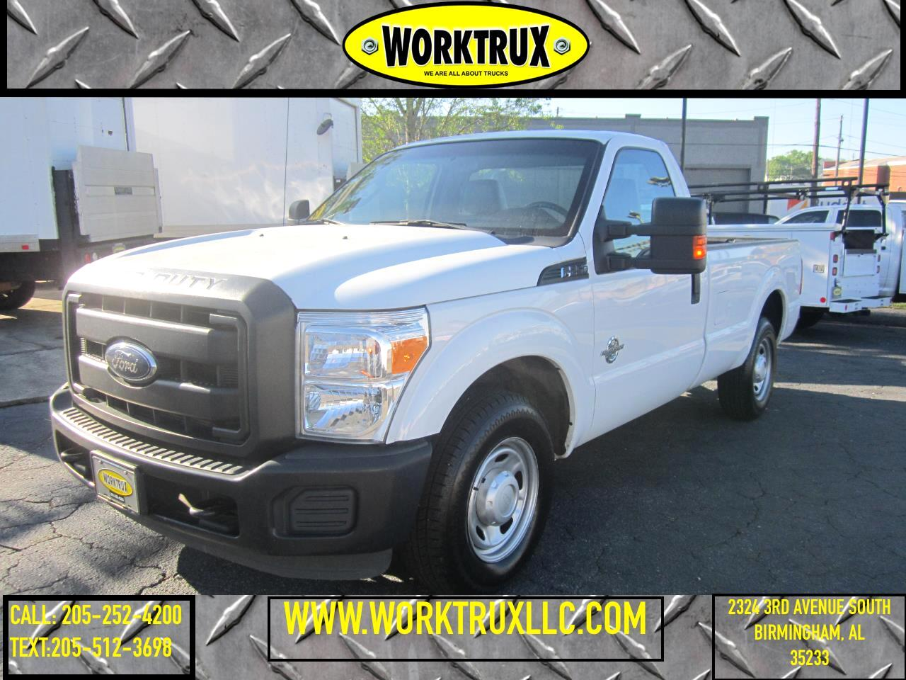 2016 Ford Super Duty F-250 SRW 2WD Reg Cab 137