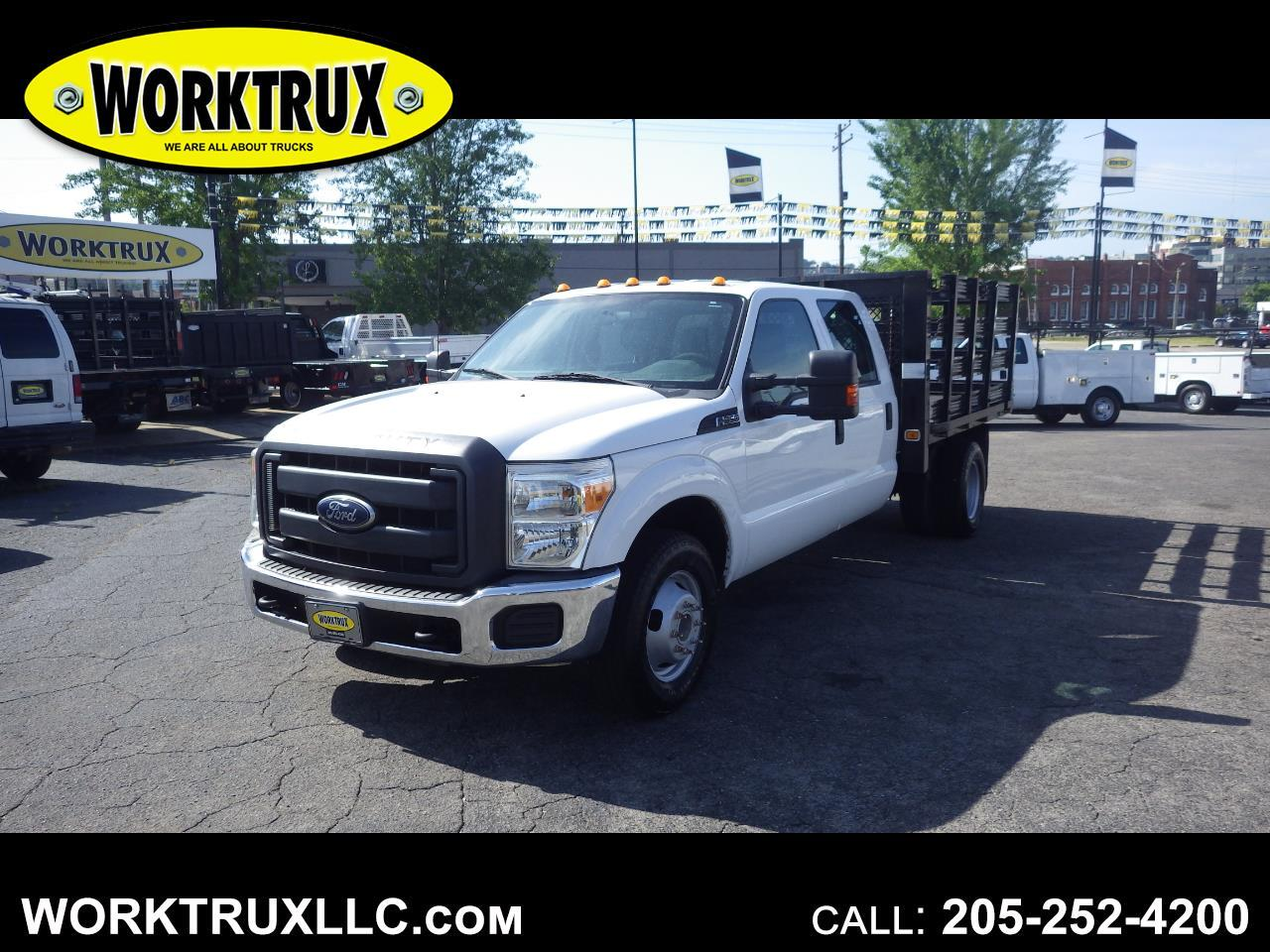 "2013 Ford Super Duty F-350 DRW 2WD Crew Cab 176"" WB 60"" CA XL"