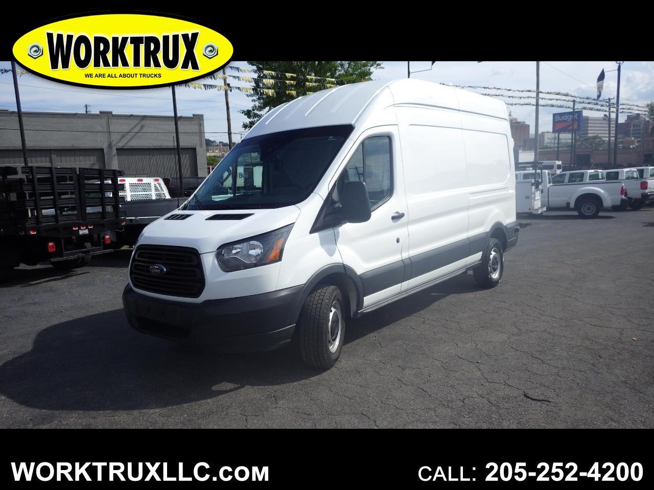 "2017 Ford Transit Van T-250 148"" Hi Rf 9000 GVWR Sliding RH Dr"