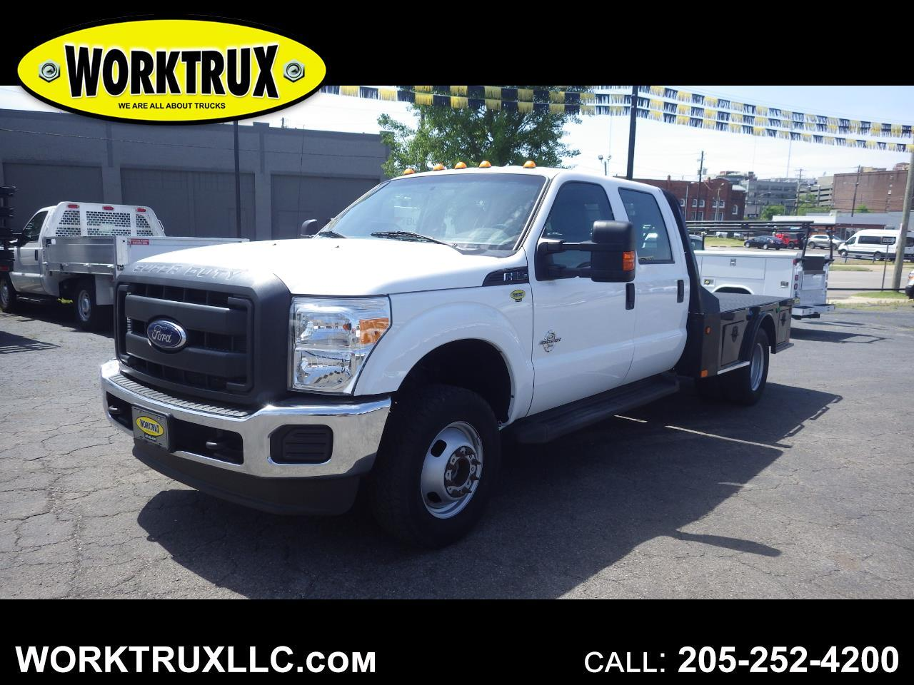 "2015 Ford Super Duty F-350 DRW 4WD Crew Cab 176"" WB 60"" CA XL"