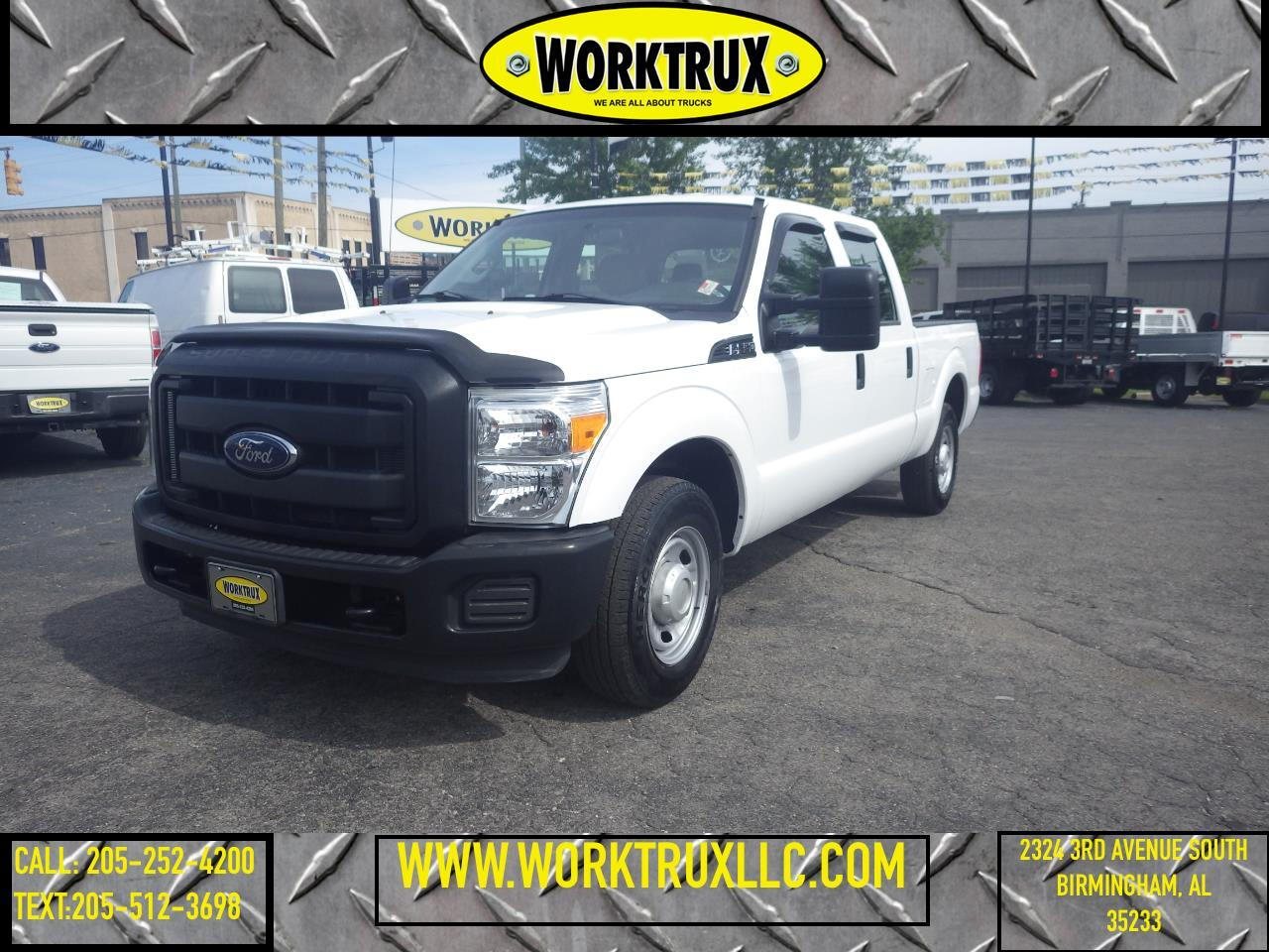 "2014 Ford Super Duty F-250 SRW 2WD Crew Cab 156"" XL"
