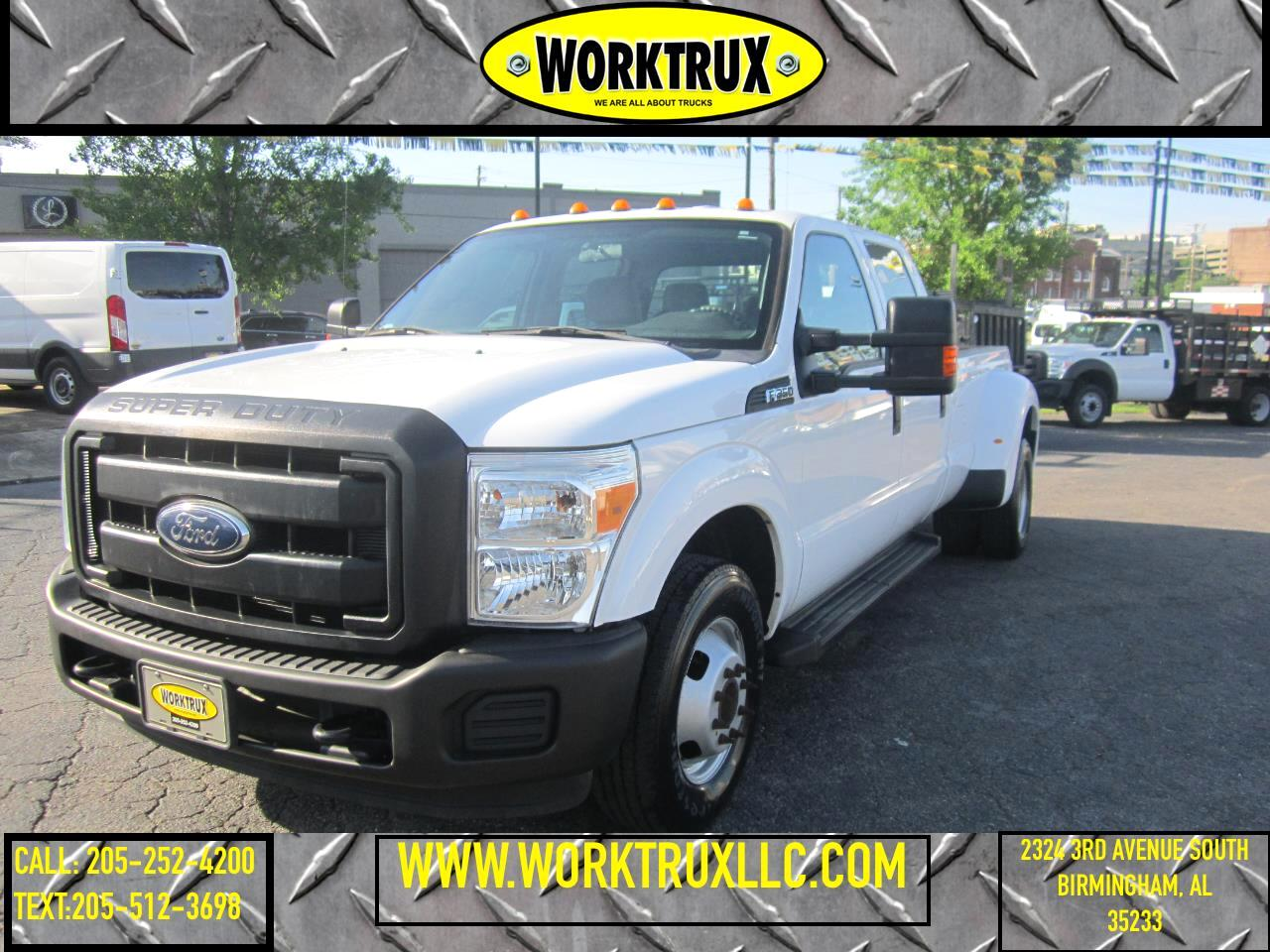 "2015 Ford Super Duty F-350 DRW 2WD Crew Cab 172"" XL"