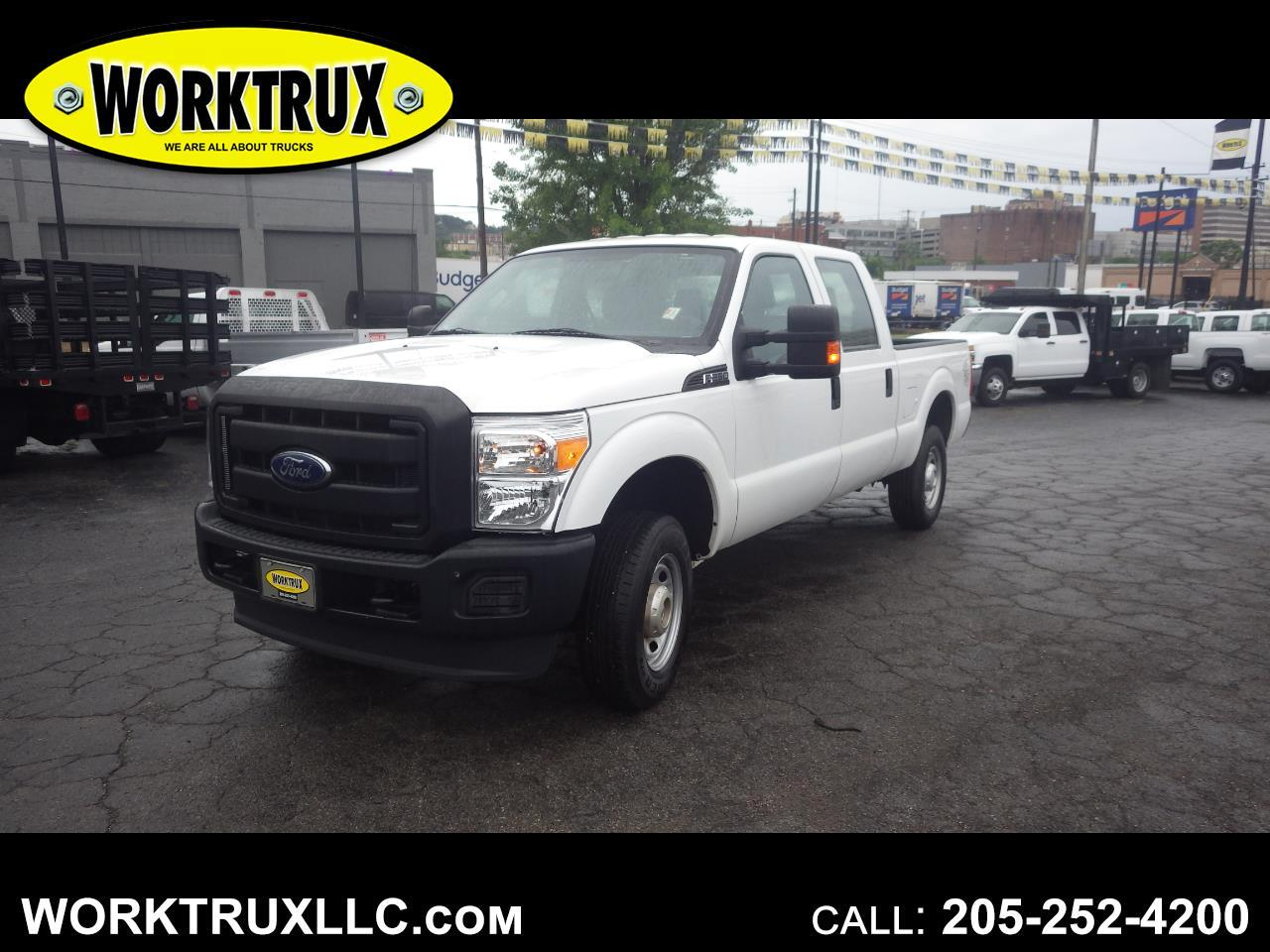 "2015 Ford Super Duty F-250 SRW 4WD Crew Cab 172"" XL"