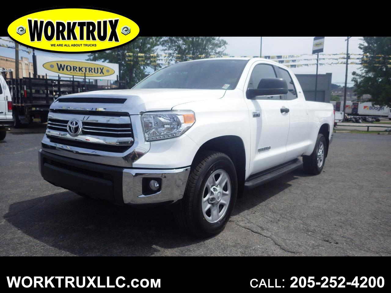2017 Toyota Tundra 4WD SR Double Cab 6.5' Bed 5.7L FFV (Natl)