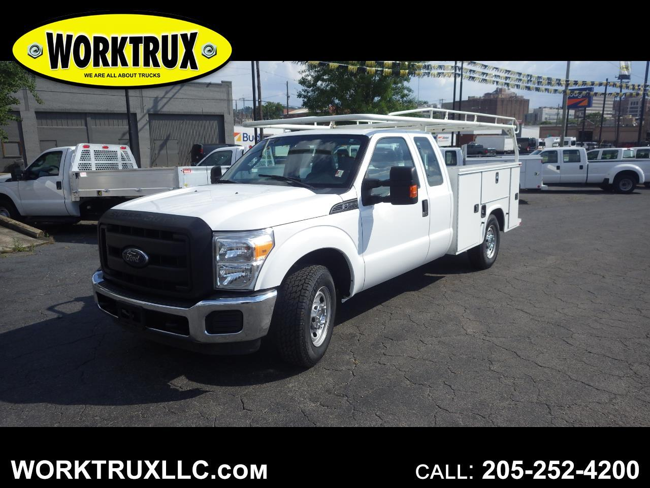 "2016 Ford Super Duty F-250 SRW 2WD Crew Cab 172"" XL"