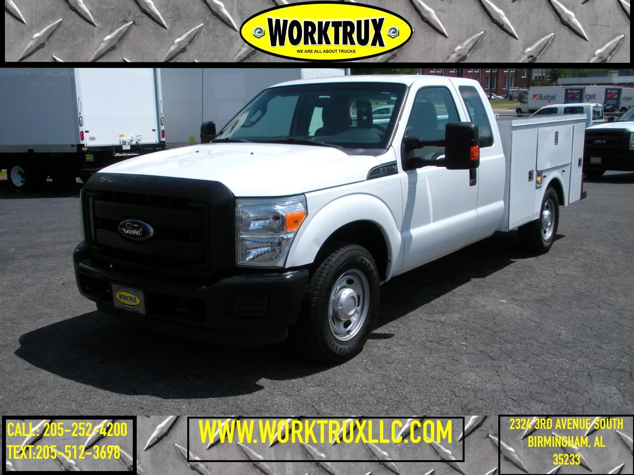 "2015 Ford Super Duty F-250 SRW 2WD SuperCab 158"" XL"