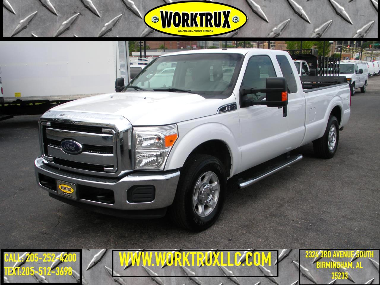 2016 Ford Super Duty F-250 SRW 2WD SuperCab 142