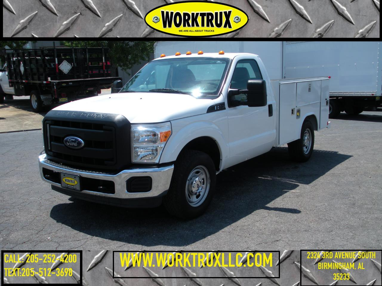 "2016 Ford Super Duty F-250 SRW 2WD Reg Cab 137"" XL"