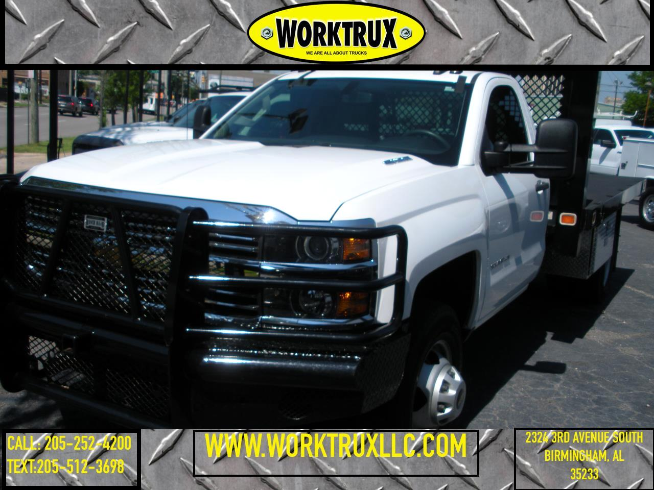 2015 Chevrolet Silverado 3500HD Built After Aug 14 2WD Reg Cab 162