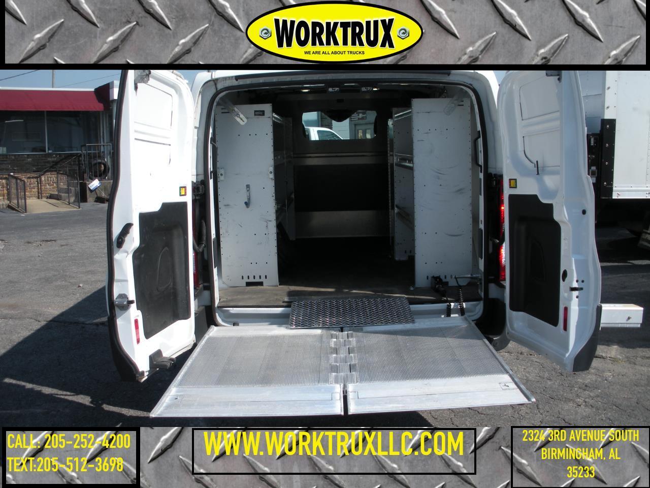 "Ford Transit Van T-250 130"" Low Rf 9000 GVWR Sliding RH Dr 2017"