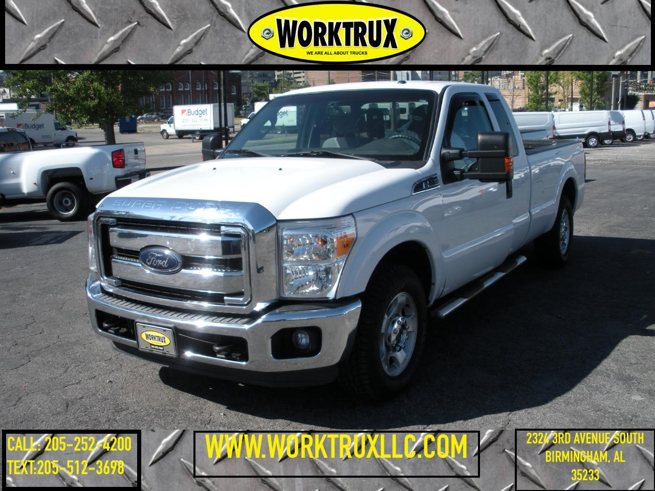 2015 Ford Super Duty F-250 SRW 2WD SuperCab 142