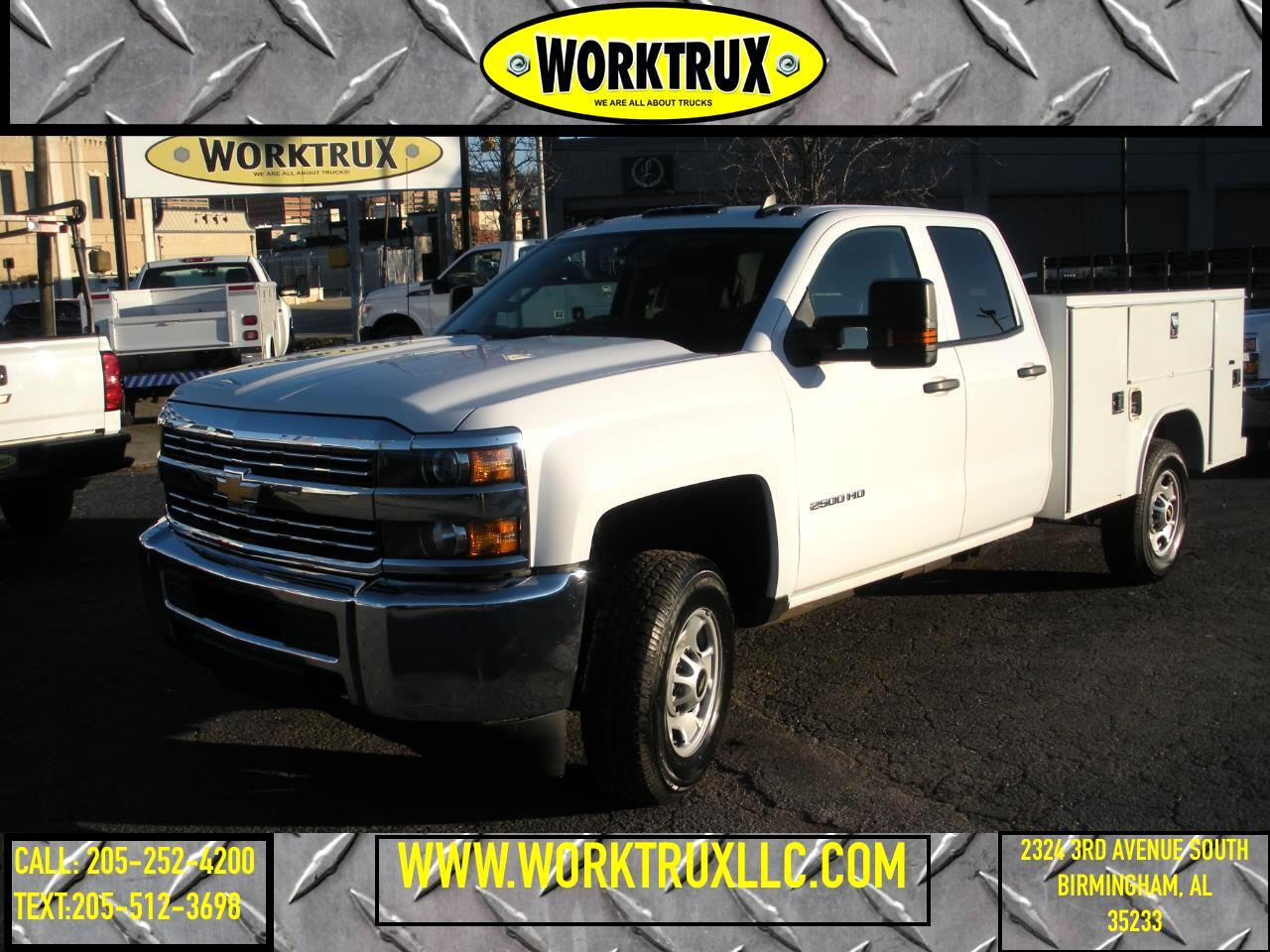 "Chevrolet Silverado 2500HD 2WD Double Cab 158.1"" Work Truck 2017"
