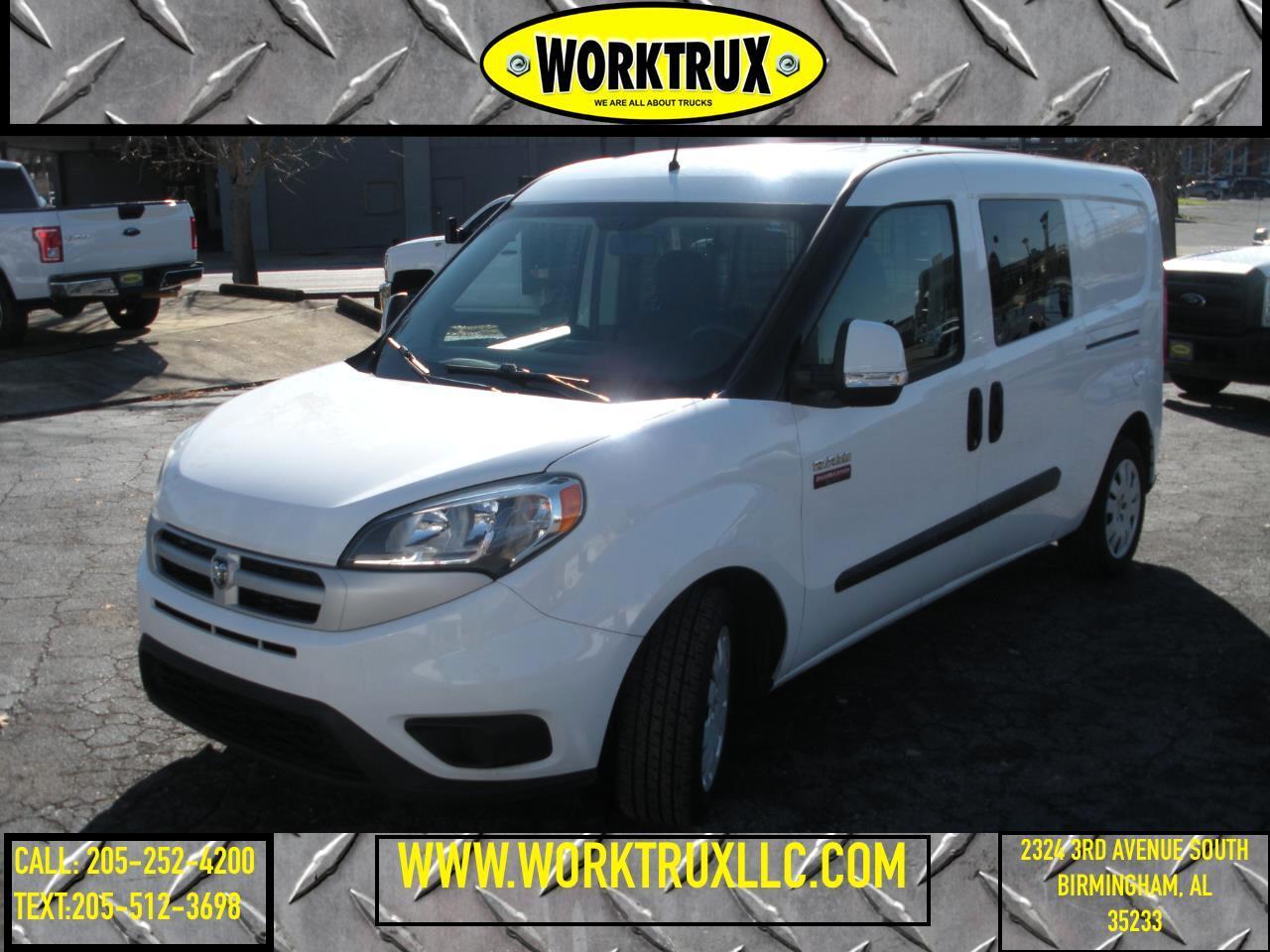 "RAM ProMaster City Cargo Van 122"" WB Tradesman SLT 2015"