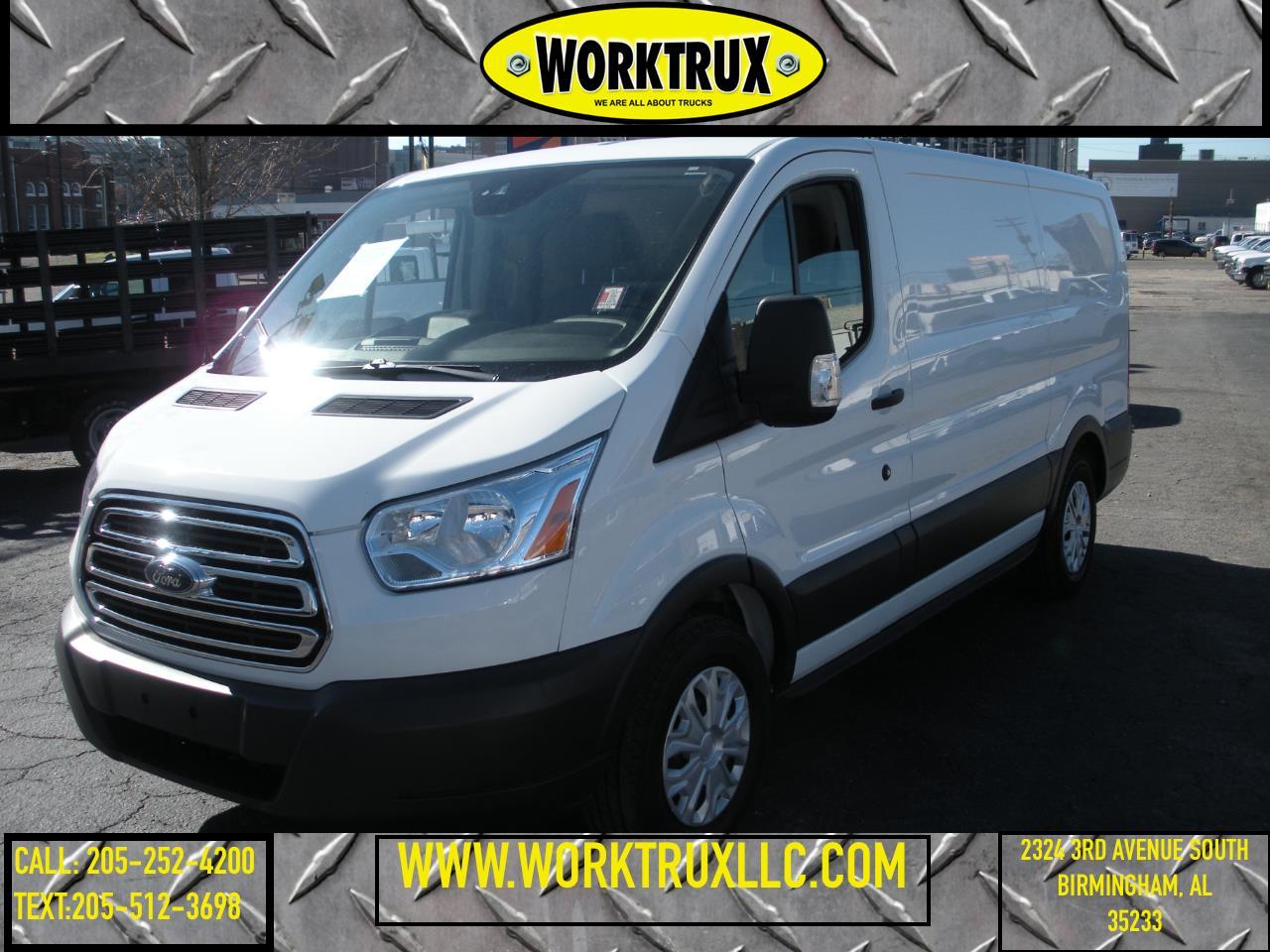 "Ford Transit Van T-150 130"" Low Rf 8600 GVWR Sliding RH Dr 2017"