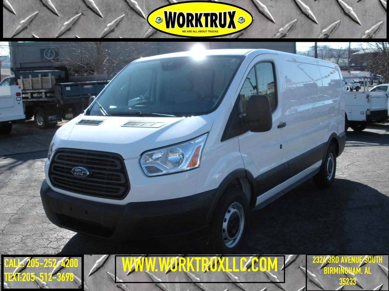 "Ford Transit Van T-150 130"" Low Rf 8600 GVWR Swing-Out RH Dr 2019"
