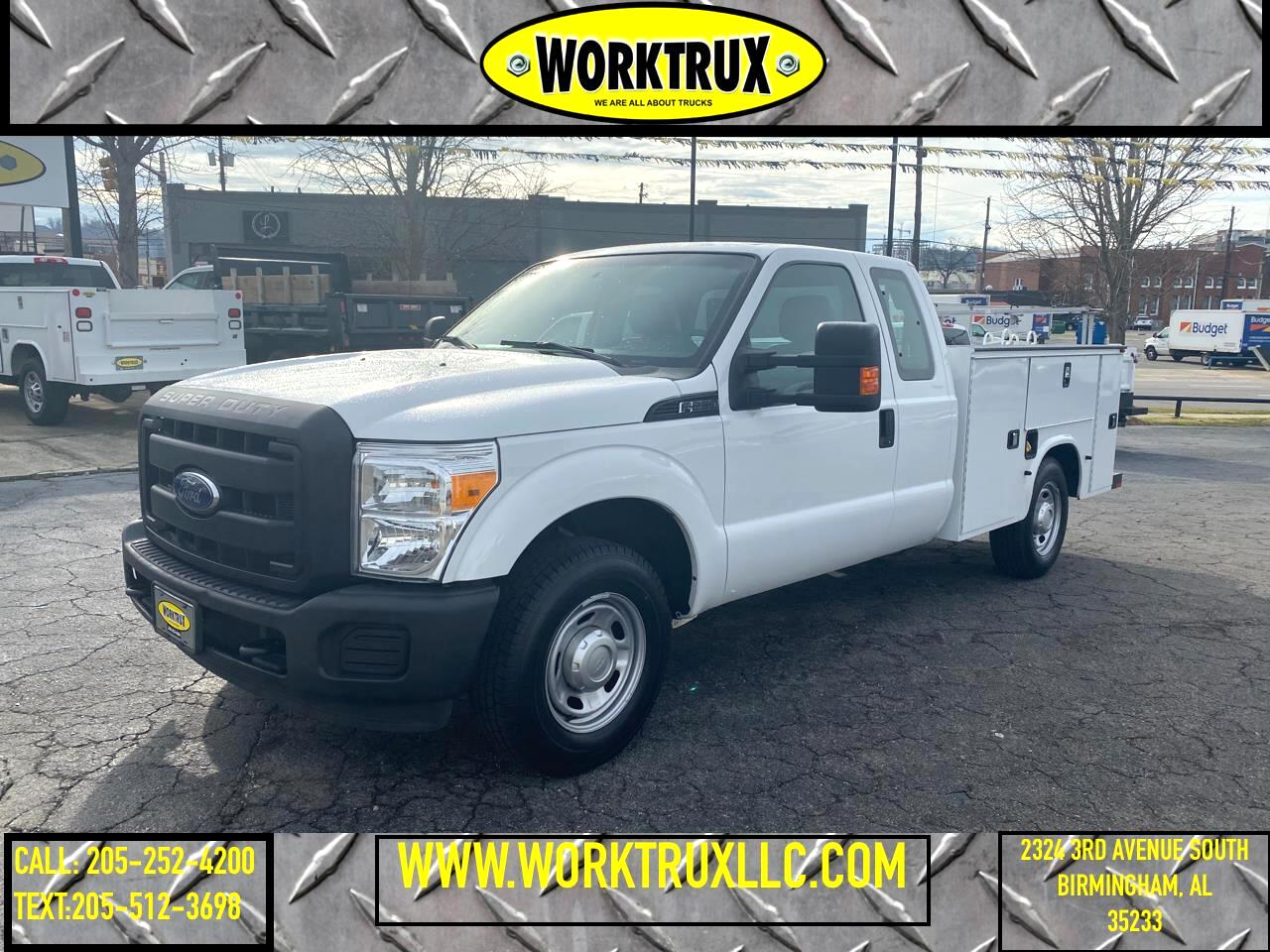 "Ford Super Duty F-250 SRW 2WD SuperCab 158"" XLT 2016"