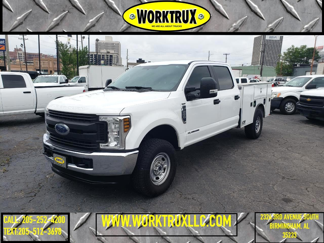"Ford Super Duty F-250 SRW 4WD Crew Cab 172"" XL 2019"