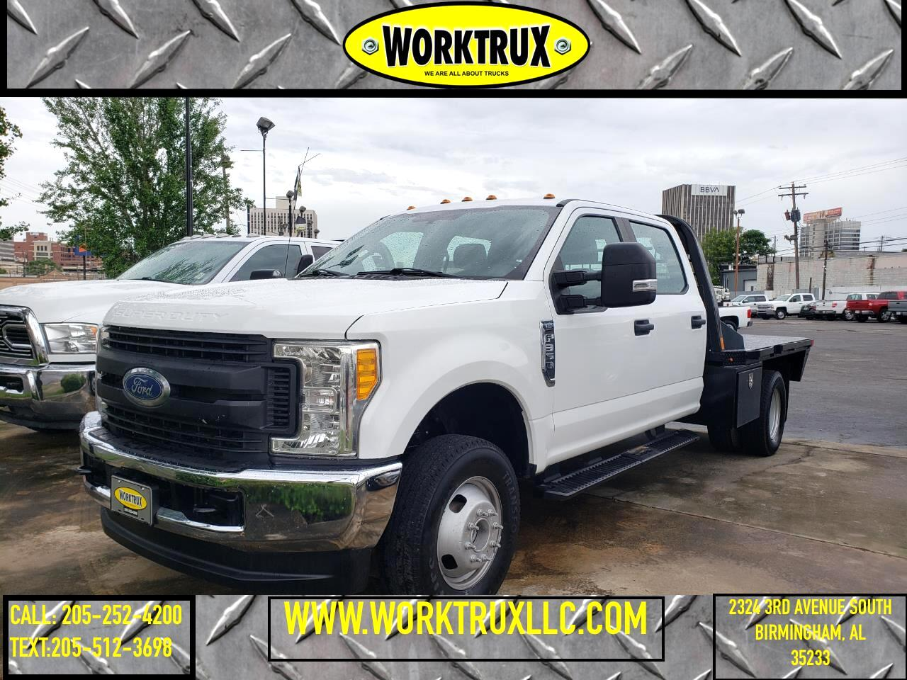 "Ford Super Duty F-350 DRW 4WD Crew Cab 172"" XL 2017"