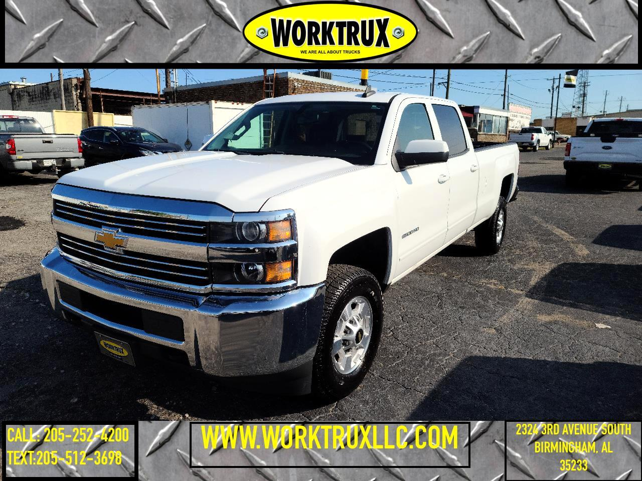 "Chevrolet Silverado 2500HD Built After Aug 14 2WD Crew Cab 167.7"" LT 2015"
