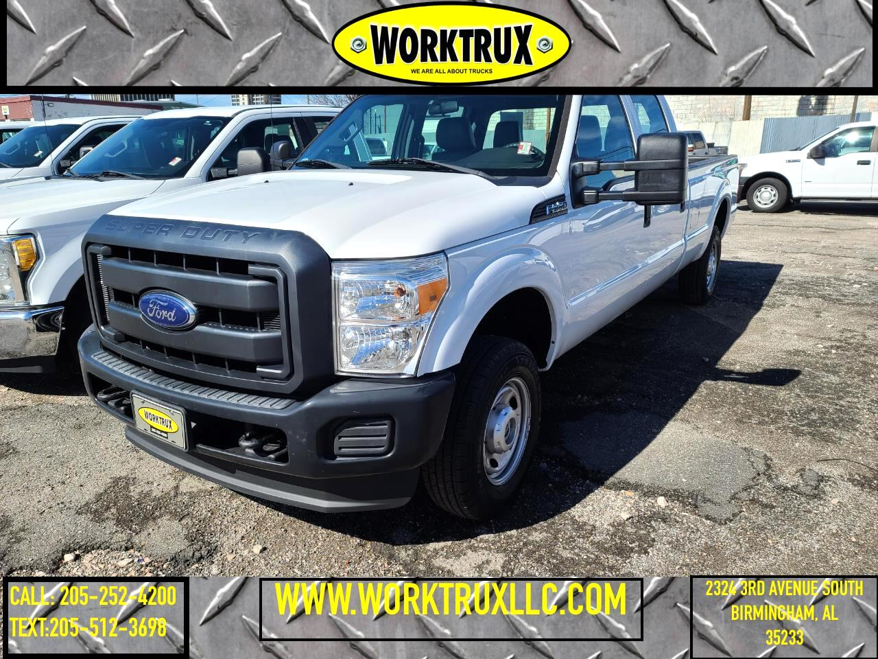 "Ford Super Duty F-250 SRW 4WD Crew Cab 172"" XL 2016"