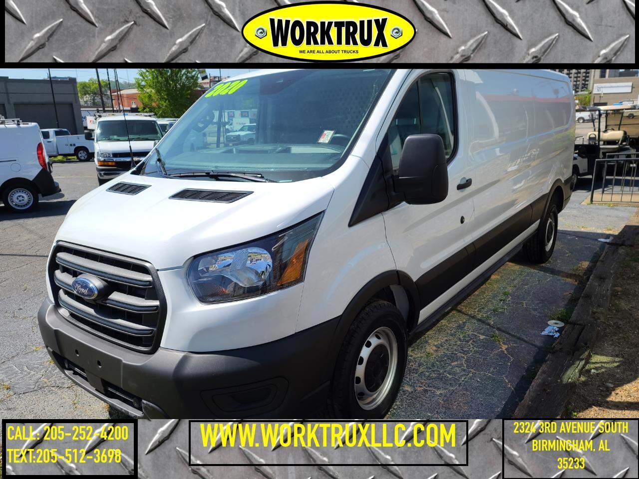 "Ford Transit Cargo Van T-250 148"" Low Rf 9000 GVWR Swing-Out RH Dr 2020"