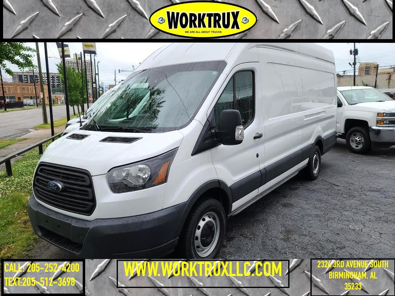 "Ford Transit Cargo Van T-350 148"" EL Hi Rf 9500 GVWR Sliding RH Dr 2016"