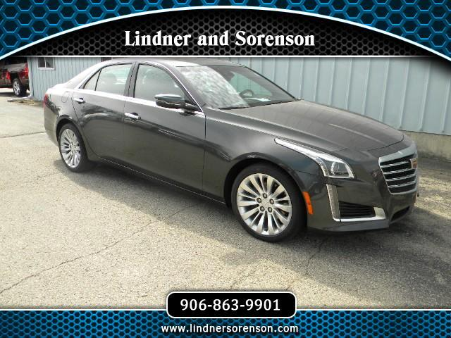 2017 Cadillac CTS 3.6 Luxury AWD