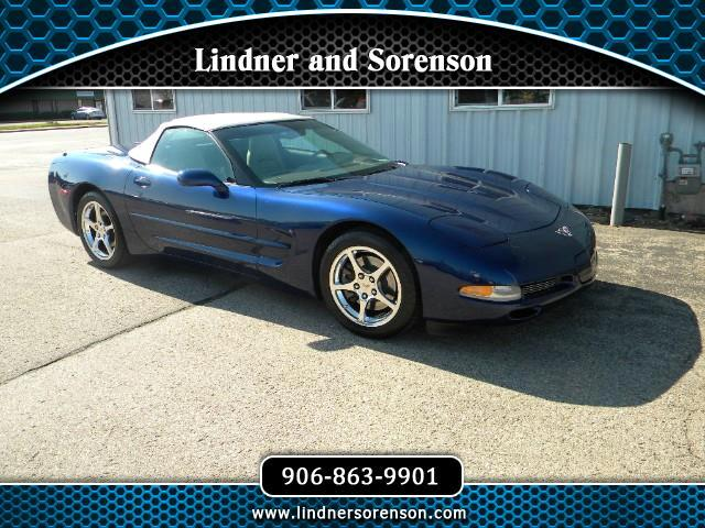 2004 Chevrolet Corvette 2dr Convertible
