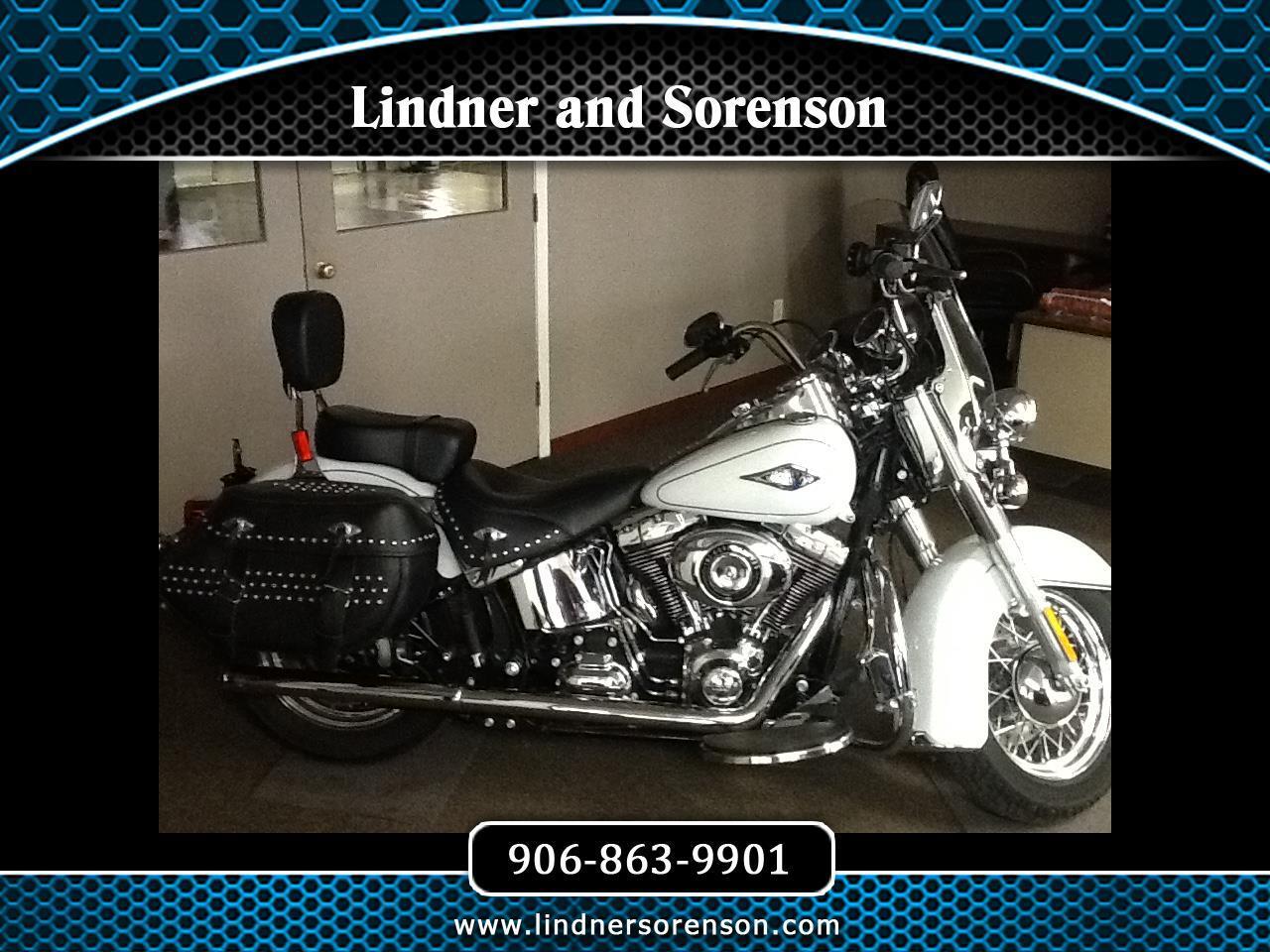 2013 Harley-Davidson FLSTCI Heritage Softail
