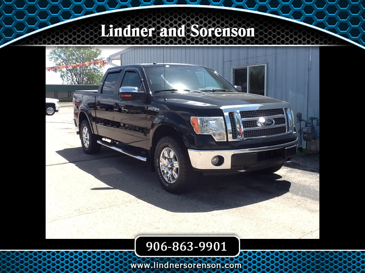 2009 Ford F-150 Lariat SuperCrew 4WD