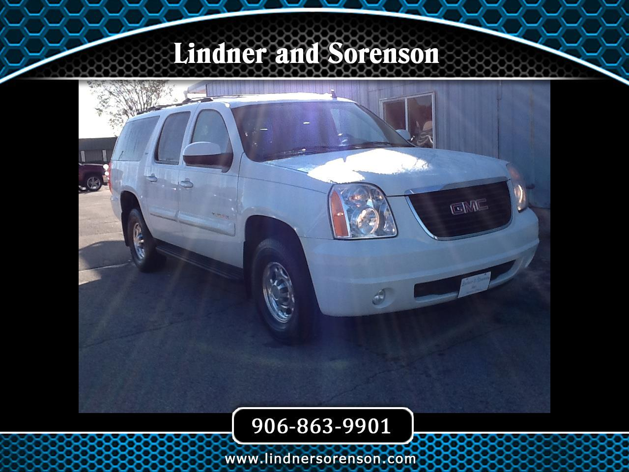 2007 GMC Yukon XL SLE 3/4 Ton 4WD