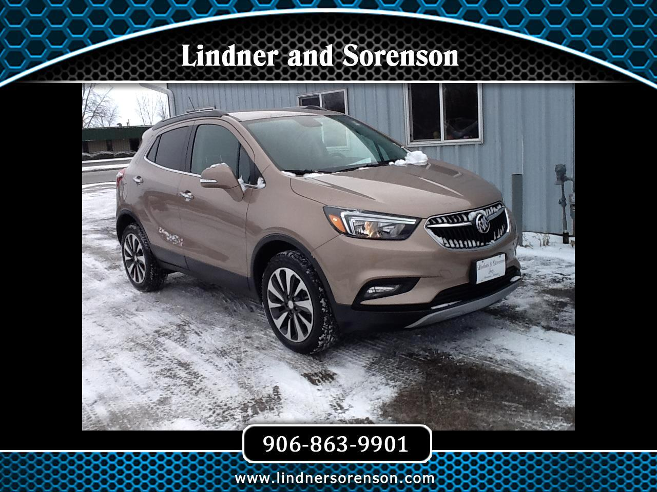 Buick Encore Preferred II AWD 2018