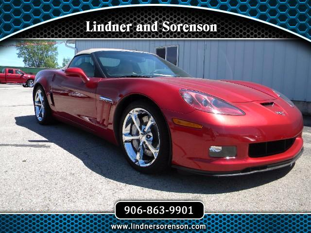 2012 Chevrolet Corvette 3LT Convertible