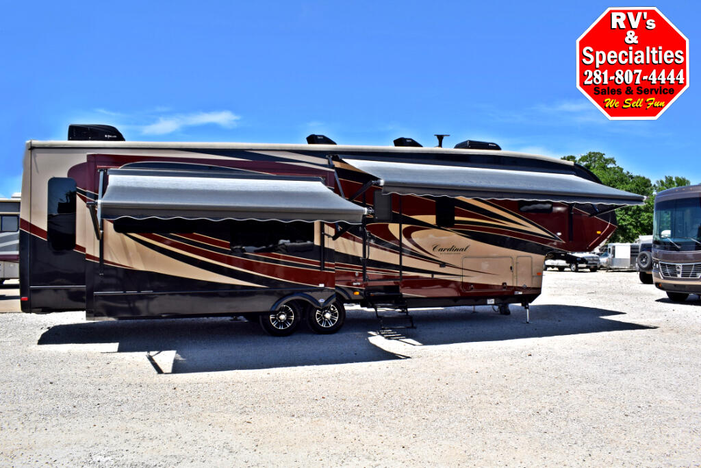 2016 Forest River Cardinal 3450RL