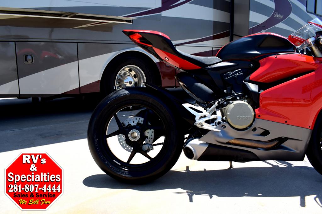 2016 Ducati 1299 Panigale