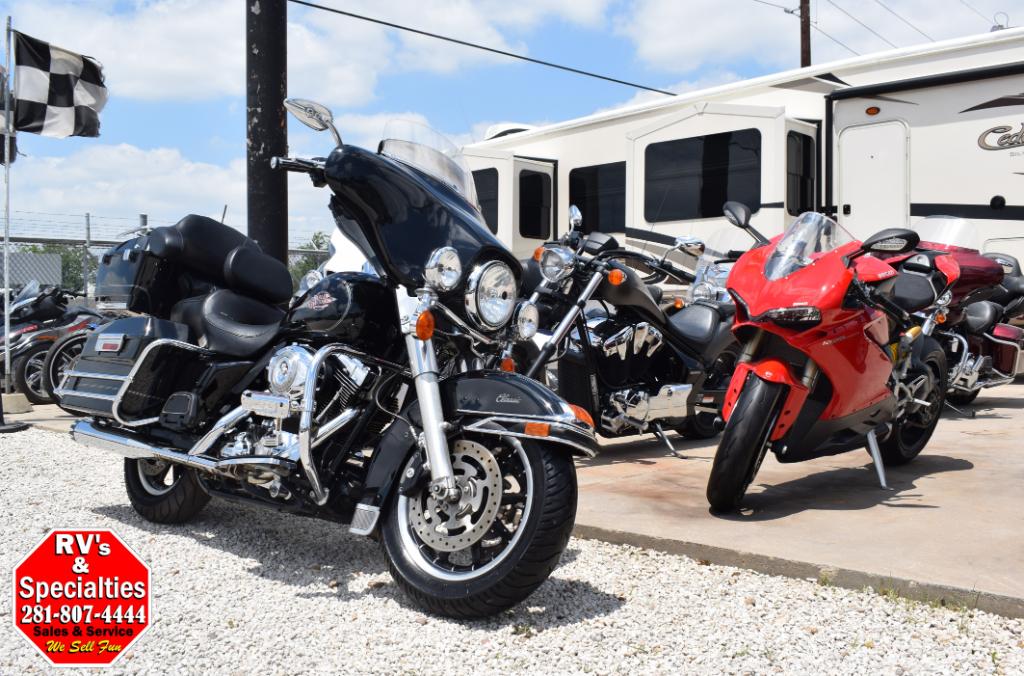 2008 Harley-Davidson FLHTC