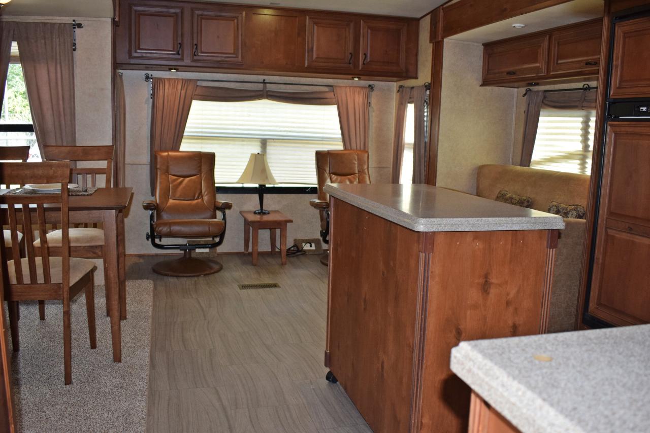 2013 Open Range RV Journeyer 337RLS