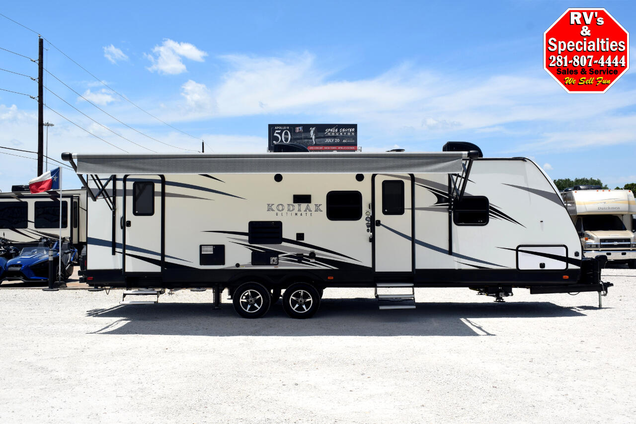 2018 Keystone Kodiak Ultimate 295TBH