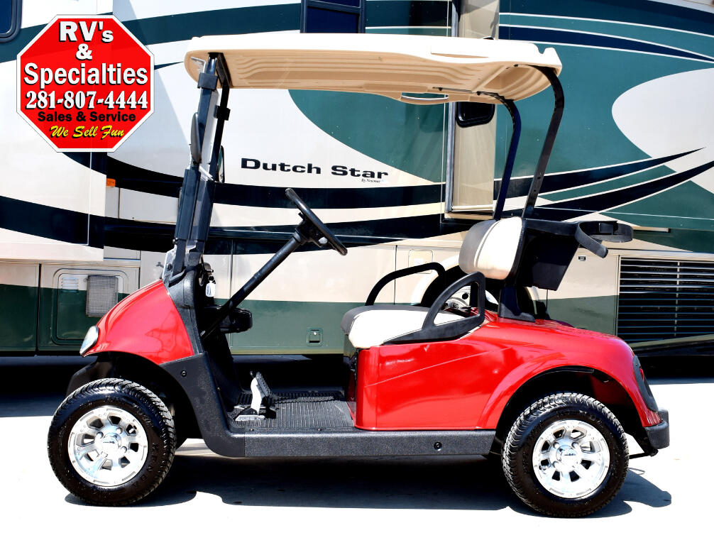 2010 EZ-GO Golf Cart RXV SPORT