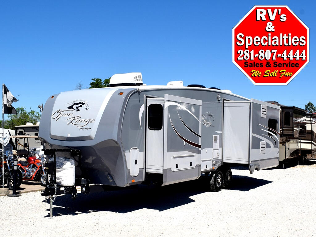 2015 Open Range RV Journeyer 337RLS