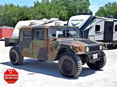 2001 AM General M1123 Humvee