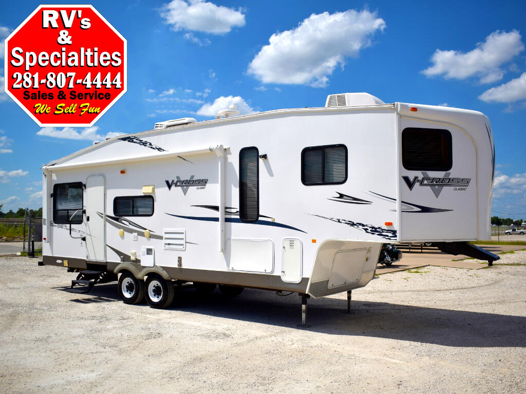 2013 Forest River V-Cross 257VCRD