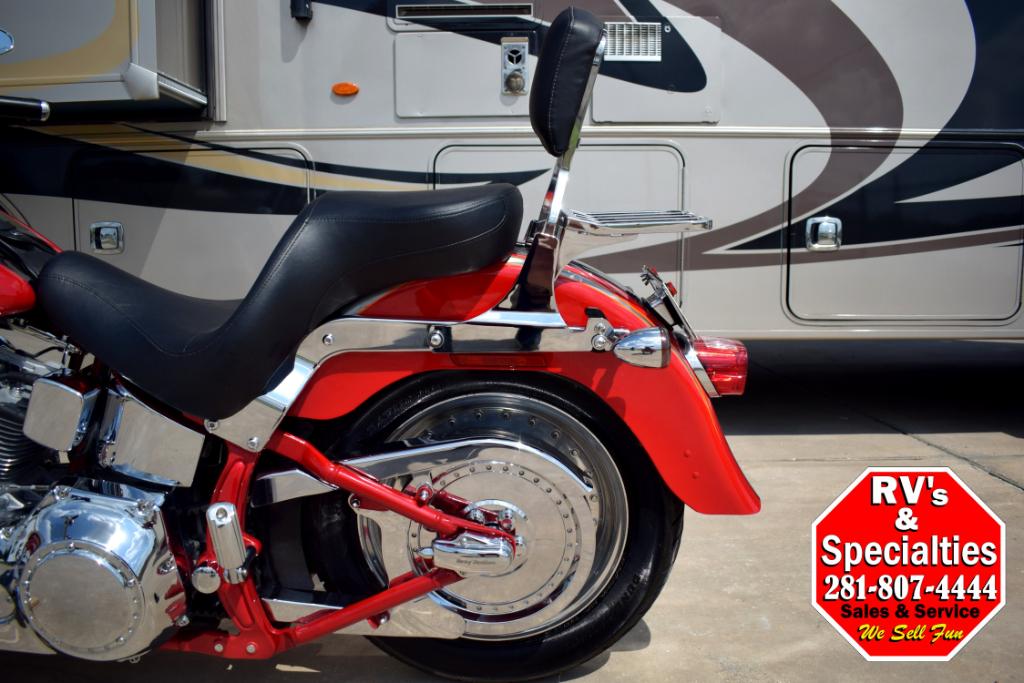 2005 Harley-Davidson Fat Boy FLSTFSE CVO