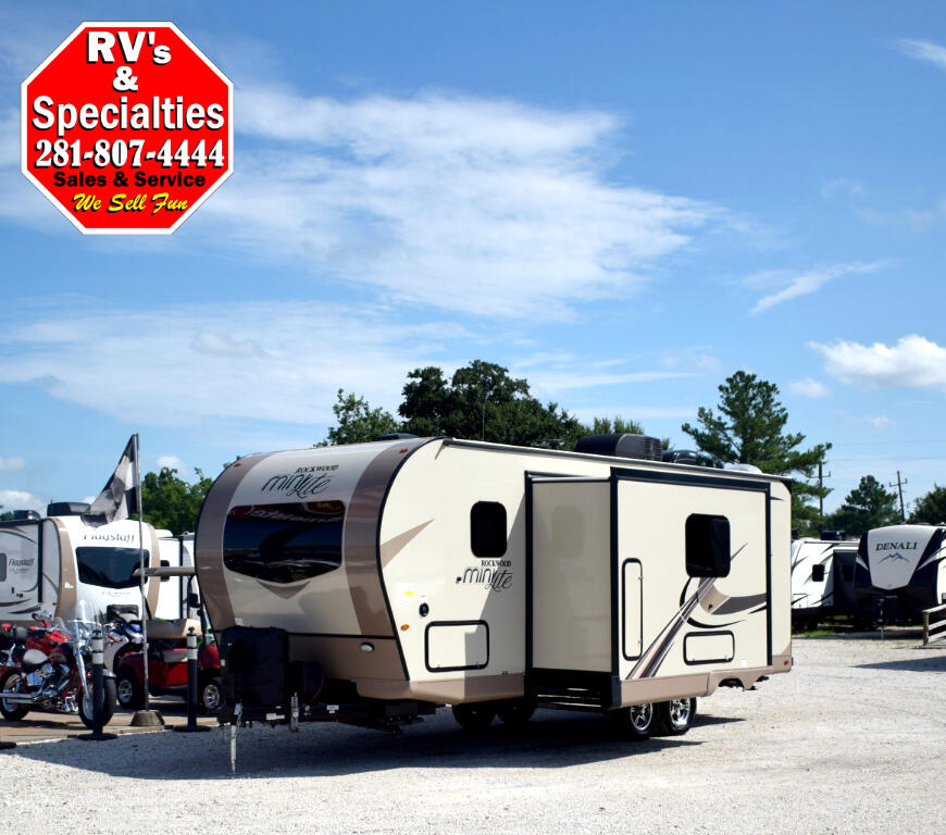 2017 Rockwood Mini Lite 2507S