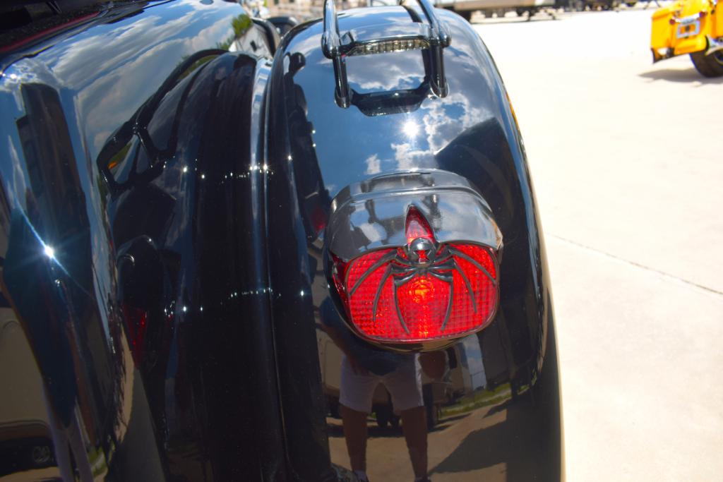 2013 Harley-Davidson FLHTCUTG Tri-Glide