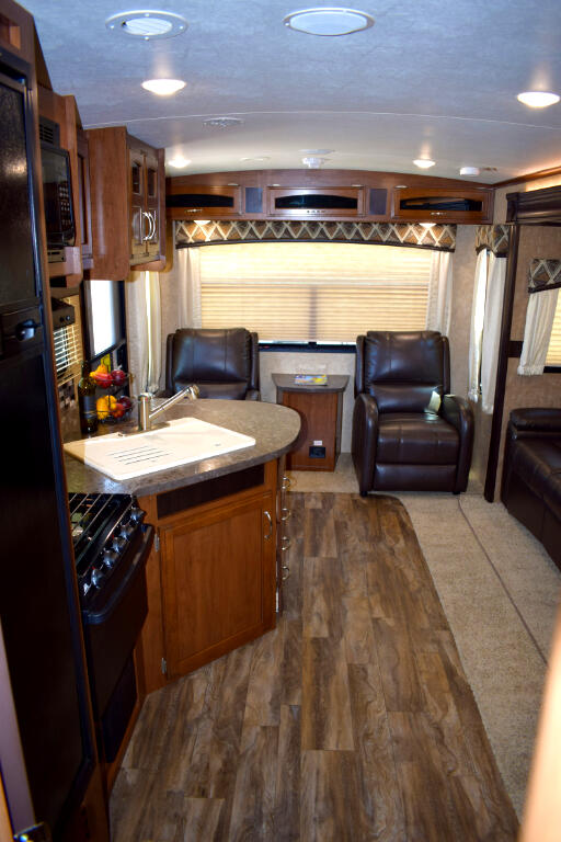 2017 Jayco White Hawk 27 DSRL