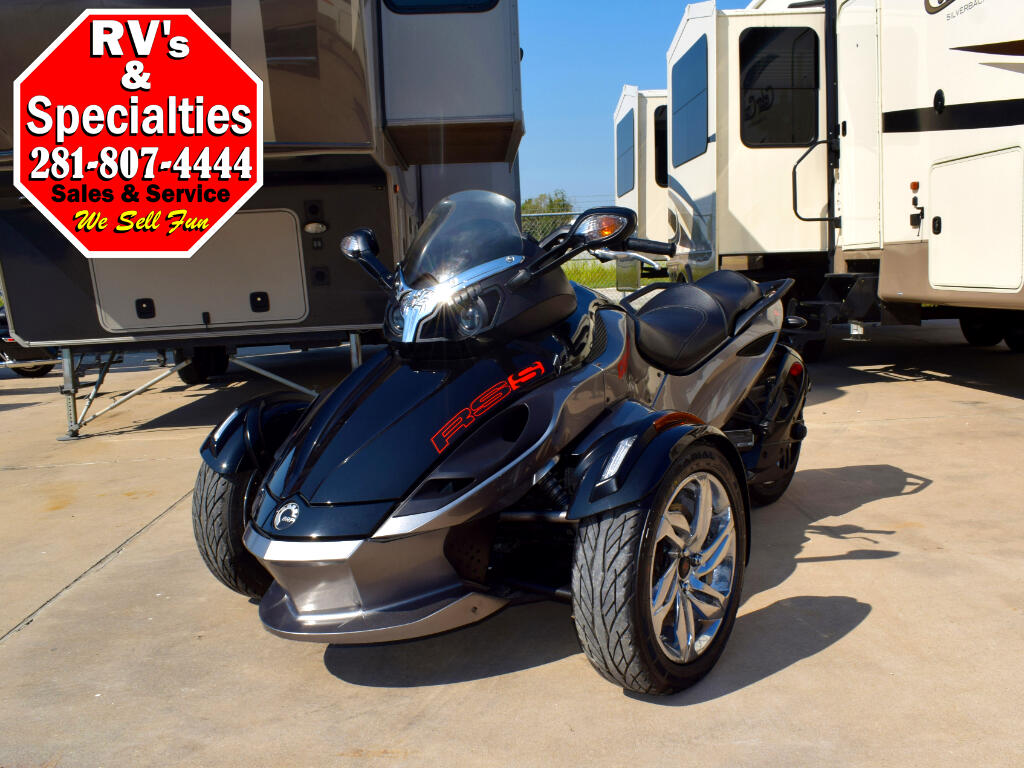 Used 2013 Can-Am Spyder RSS for Sale in Houston TX 77070 ...