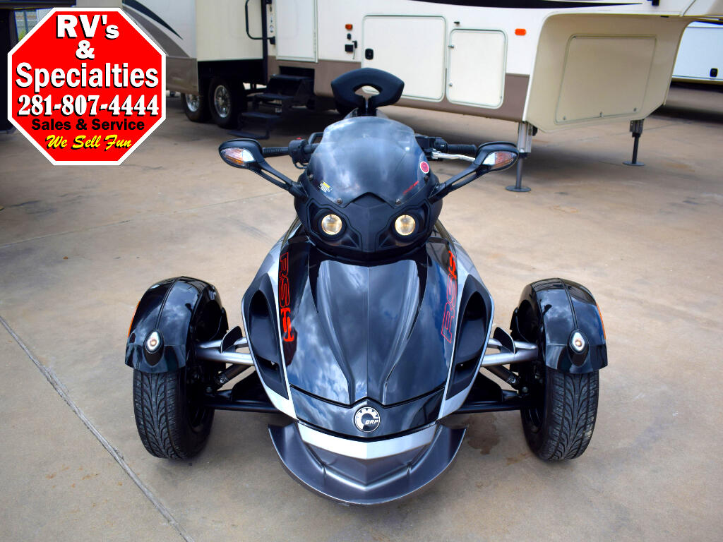 2012 Can-Am Spyder RSS