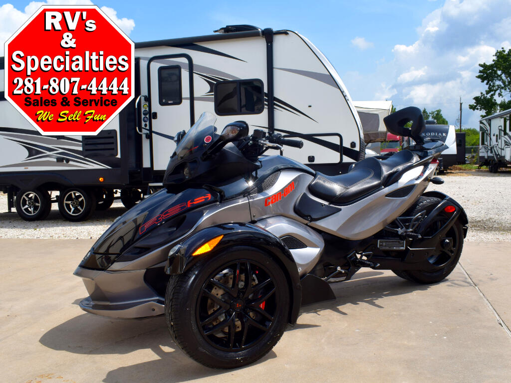 Used 2012 Can-Am Spyder RSS for Sale in Houston TX 77070 ...