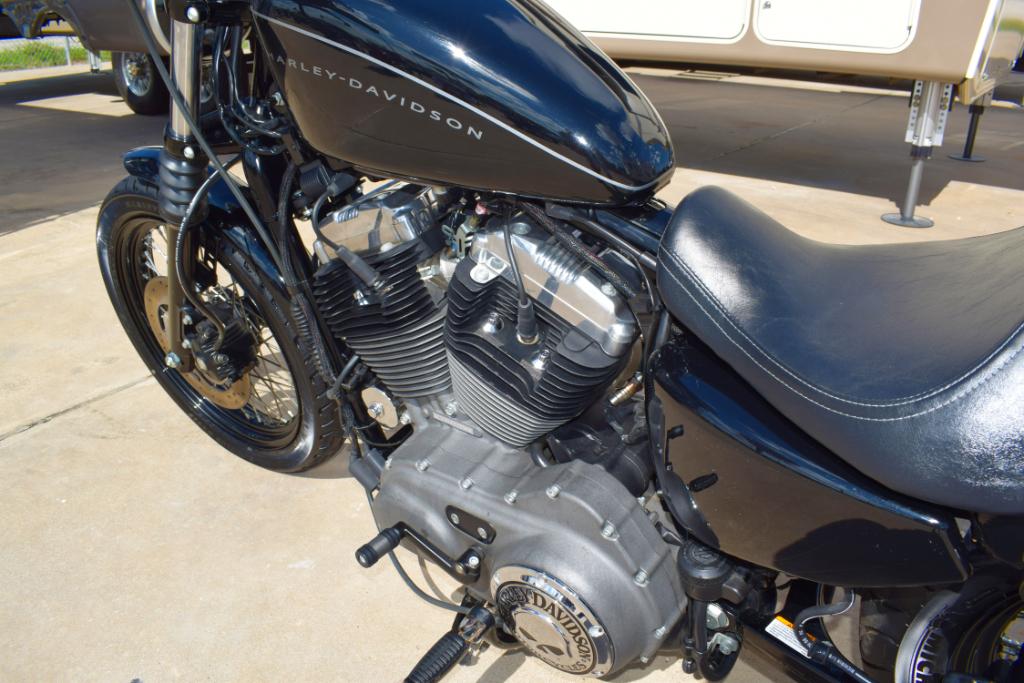 2009 Harley-Davidson XL1200N